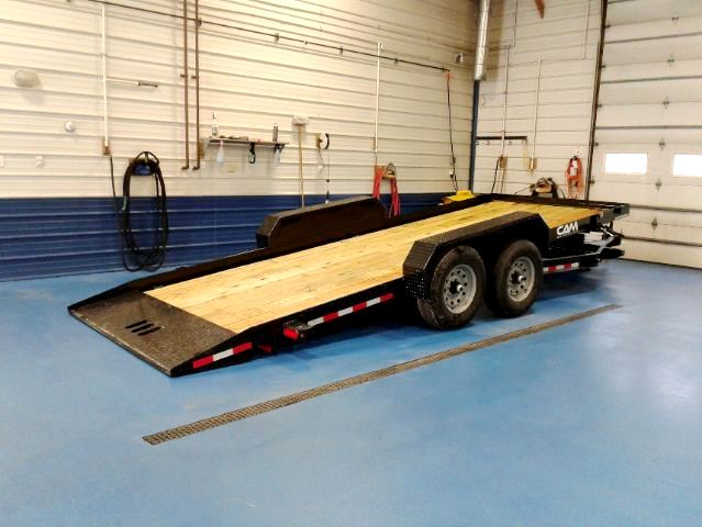 Cam Superline Full Tilt Equipment Trailer