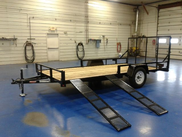 Twf 14ft ATV Trailer