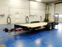 Cam Superline 10K Equipment Trailer