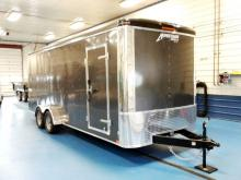 Homesteader Side by Side Trailer