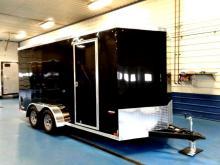 ITI 7x16 Cargo Trailer Tall