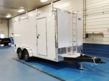 7x16 ITI Cargo Contractor Trailer